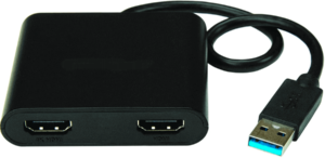 USB to HDMI adapter for Laptop